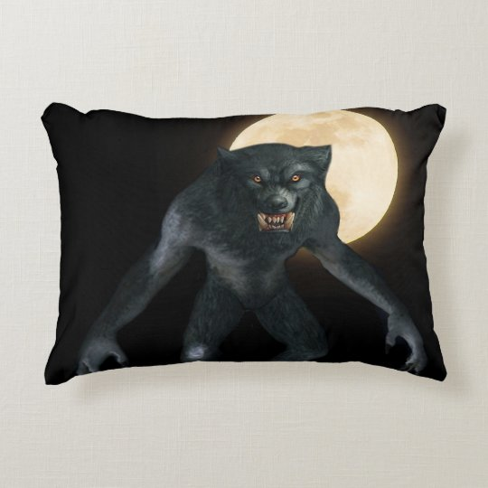 Werewolf Decorative Cushion