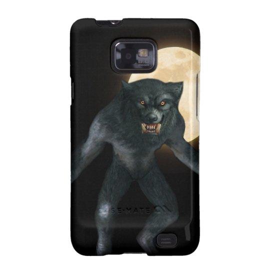Werewolf Galaxy S2 Cover