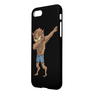 werewolf, Halloween, trick or treats, dabbing, dab iPhone 8/7 Case