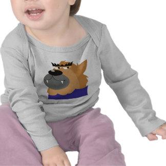 Werewolf Infant Shirt T-shirts