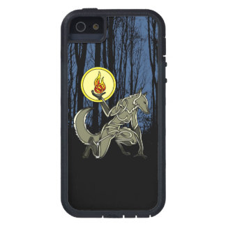 Werewolf iPhone 5/5S Covers