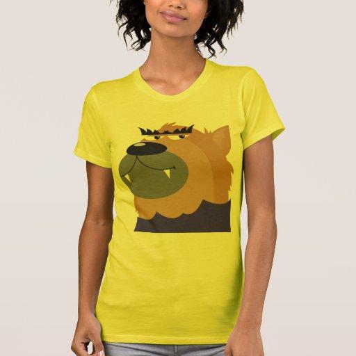 Werewolf Ladies Petite T-Shirt T-shirt
