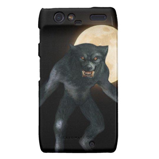 Werewolf Motorola Droid RAZR Case