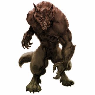 'Werewolf' PhotoSculpture/Cut outs
