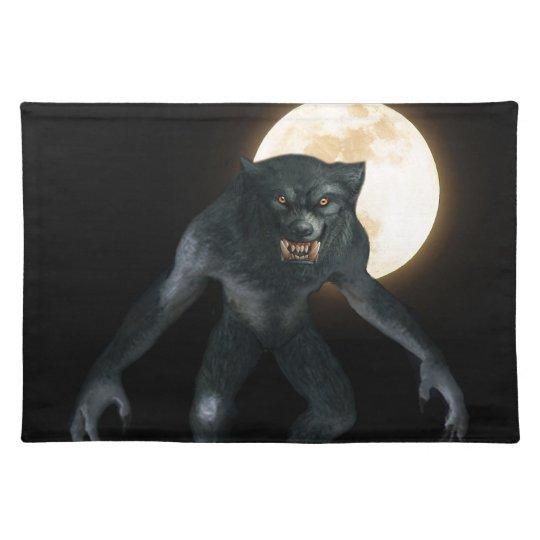 Werewolf Placemat