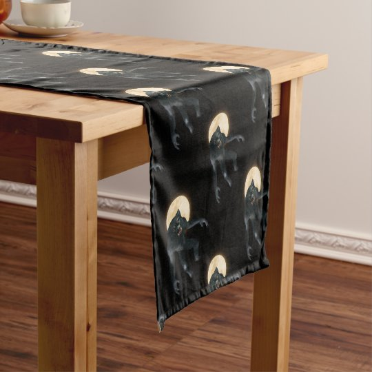 Werewolf Short Table Runner