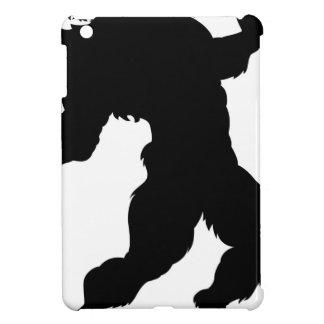 Werewolf Silhouette iPad Mini Cover