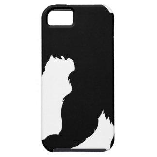 Werewolf Silhouette iPhone 5 Case