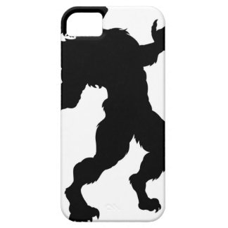 Werewolf Silhouette iPhone 5 Cover
