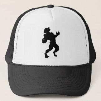 Werewolf Silhouette Trucker Hat