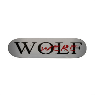 Werewolf Skateboard