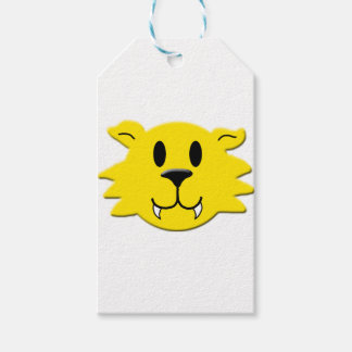 Werewolf Smiley Gift Tags