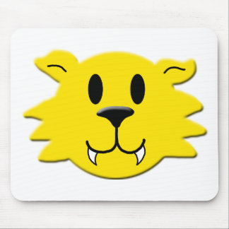 Werewolf Smiley Mouse Pad