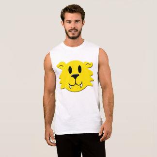 Werewolf Smiley Sleeveless Shirt