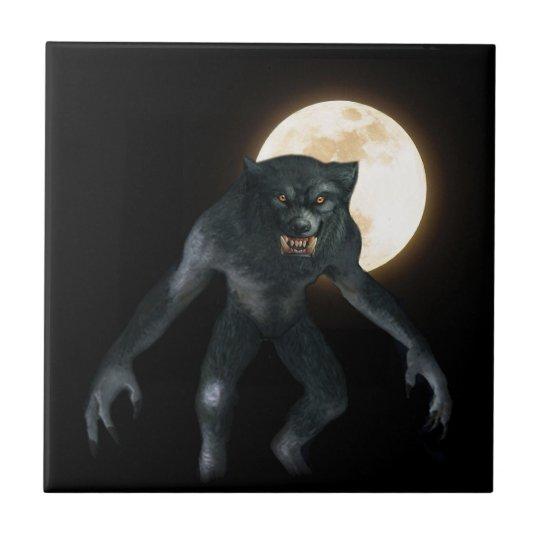 Werewolf Tile