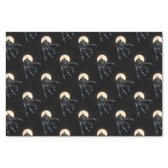Werewolf Tissue Paper