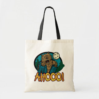 Werewolf Trick Or Treat Bag