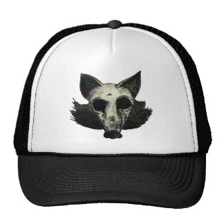 Werewolf Trucker Cap Trucker Hats