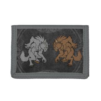Werewolves Trifold Wallets