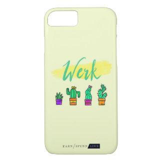 Werk Cactus Phone Case