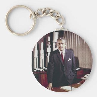 wernher von braun key ring