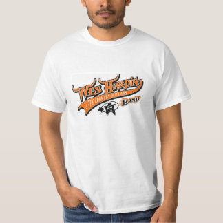 wes hardin country outlaw rockin' hillbilly T T-Shirt