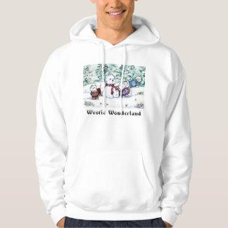 Wesite Snowman Hoodie
