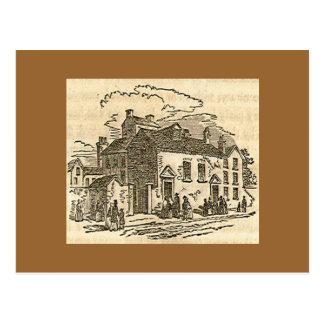 Wesley House Postcard