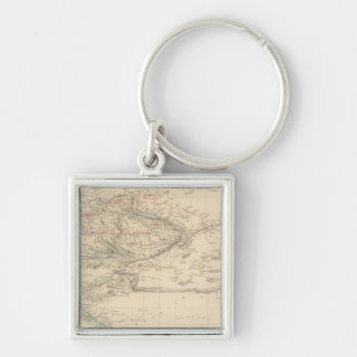 West Africa I Key Chain