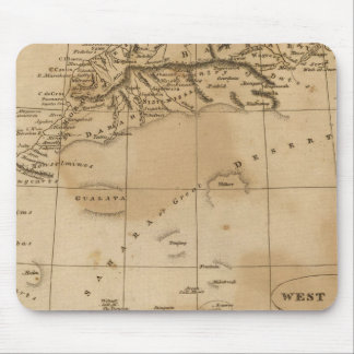 West Africa Mousepad