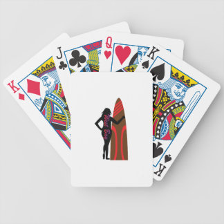 West Bay Florida Bicycle Playing Cards