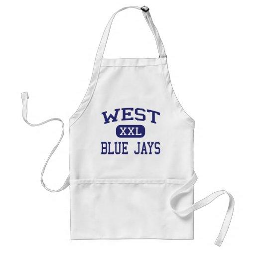 West Blue Jays Middle Westminster Maryland Apron