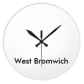 West Bromwich Wall Clock