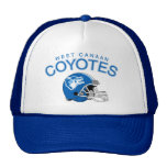 West Canaan Coyotes Mesh Hat