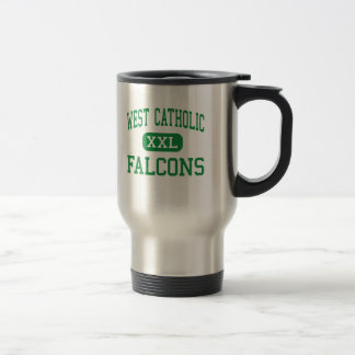 West Catholic - Falcons - High - Grand Rapids Travel Mug