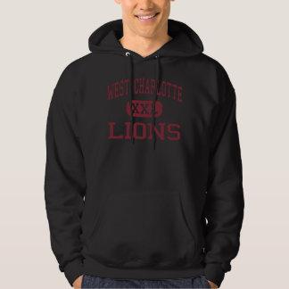West Charlotte - Lions - High - Charlotte Hoodie