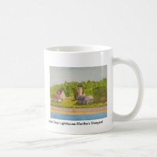West Chop Lighthouse-Martha s Vineyard Mugs