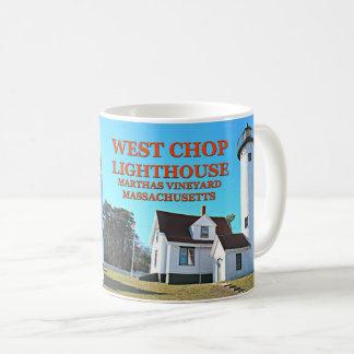 West Chop Lighthouse, Marthas Vineyard MA Mug
