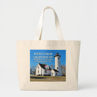 West Chop Lighthouse, Marthas Vineyard MA Tote Bag