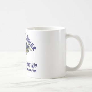 West Coast Angler - Coffee Mug