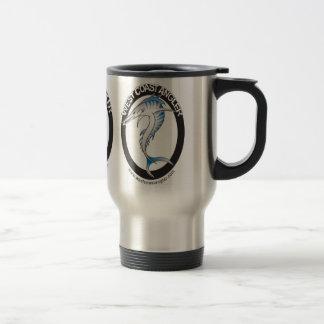 West Coast Angler Travel Mug