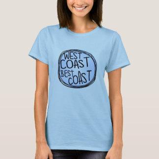 West Coast - Best Coast T-Shirt