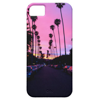 West Coast California Sunset iPhone 5/5S Case