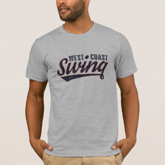 West Coast Swing | Dance T-Shirt