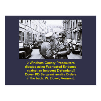 West Dover Windham County: Postcard