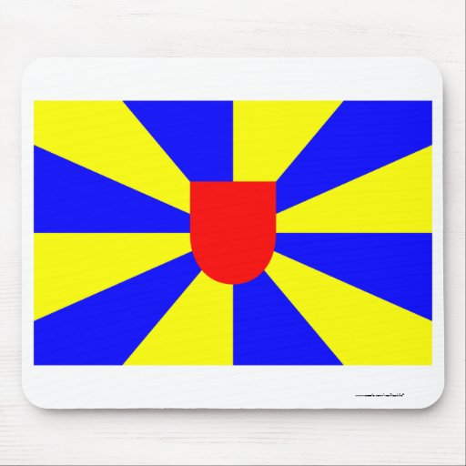 West Flanders Flag Mouse Pads