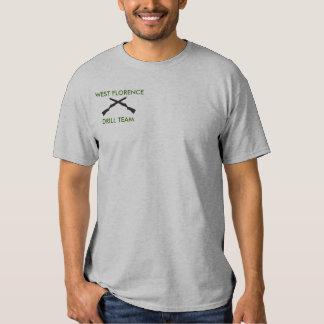 West Florence Drill Team Staff Shirt