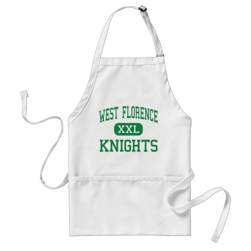 West Florence - Knights - High - Florence Apron