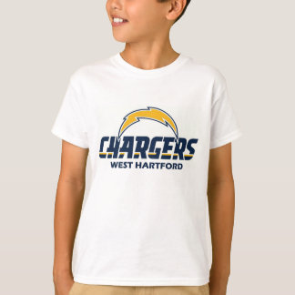 West Hartford Chargers Kids T- Shirt