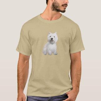 West Highland Terrier (F) T-Shirt